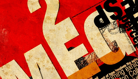 Omega Typography