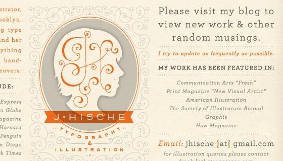 Jessica Hische Design