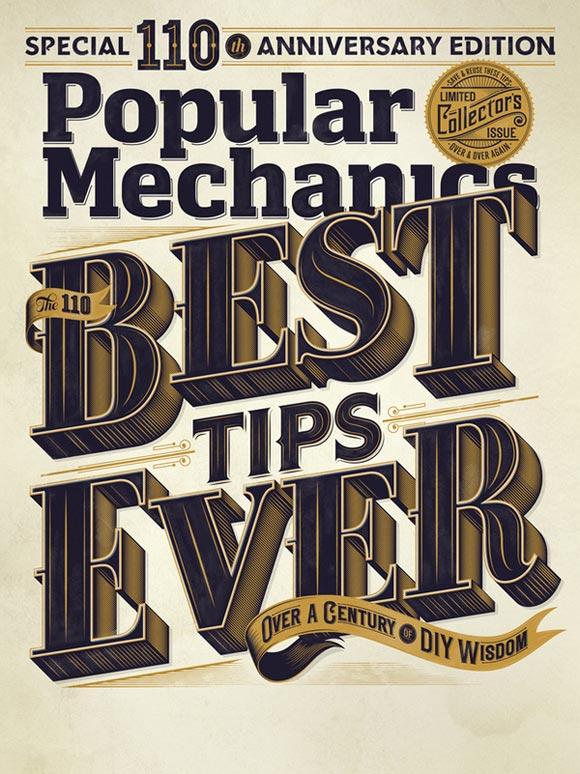 Popular Mechanics 110th Edition