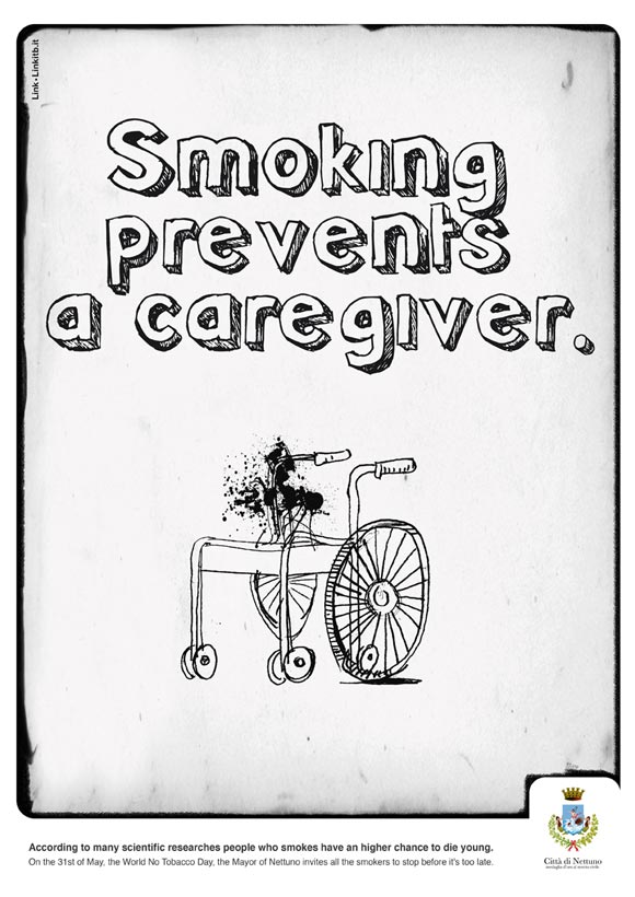 Anti-Smoking Campaign: Caregiver