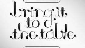 Various Typography