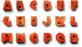 Living Typography by Nishant Jethi