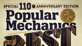Popular Mechanics 110th Edition