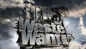 Waste not, Want not by Mike Campau