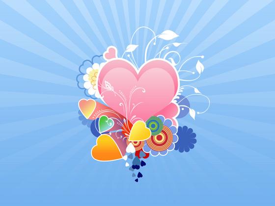 Valentine's Day Hearts Tutorial