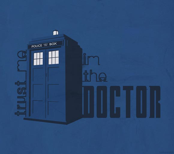 Whovian. by Ohsparrowsong