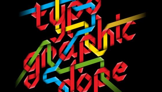 Typographic Dope