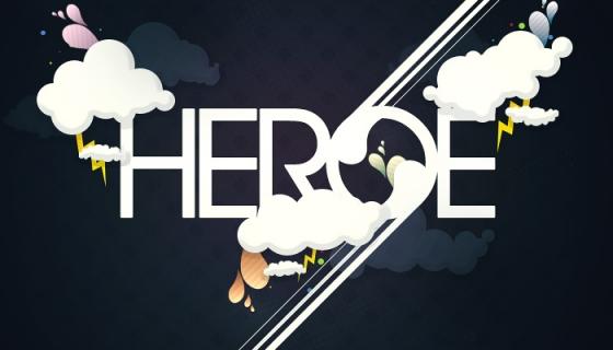 Elegant Hero