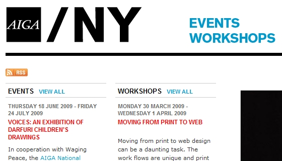 AIGA New York
