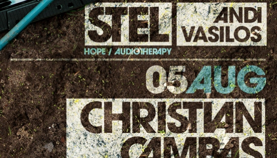 Stel Christian Cambas Poster