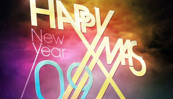 Happy Xmas 09