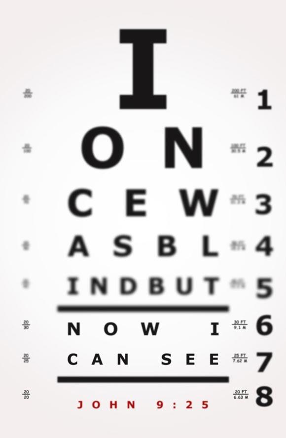 I Was Blind by Blugi