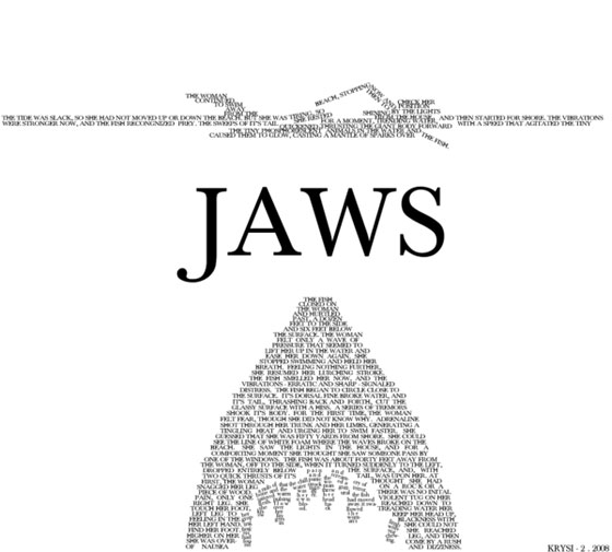 JAWS by Iwannabegackt