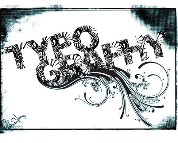 Typography by MDesignN
