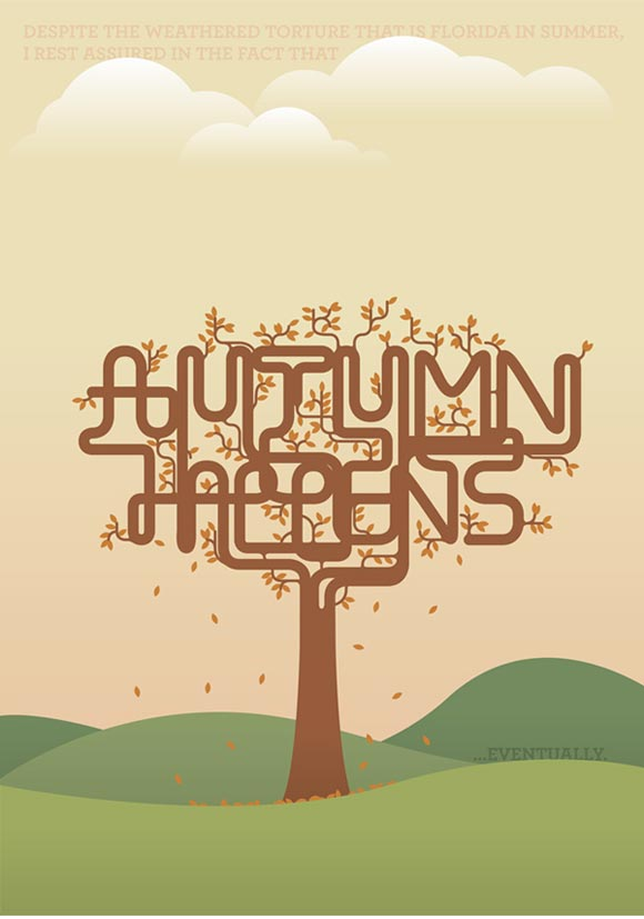 Autumn Happens