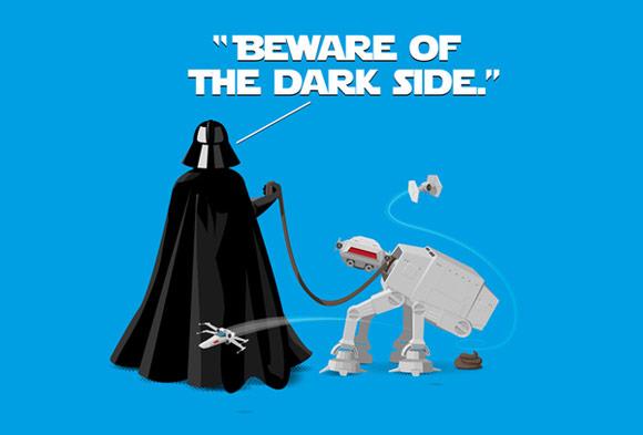 Dark Side by Colin Tossijn