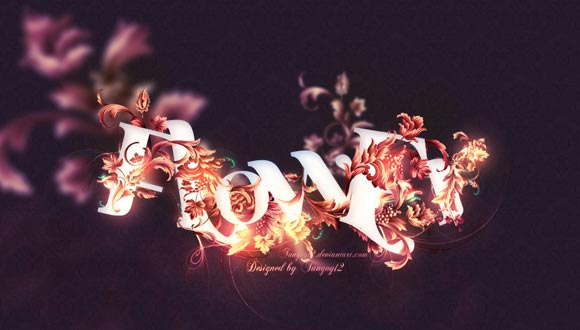 Flowel .. by Tungoy12