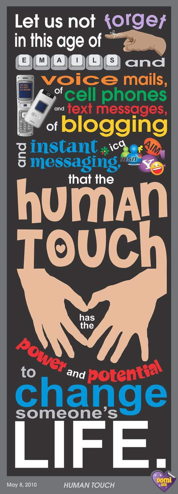 Human Touch by DomiSM