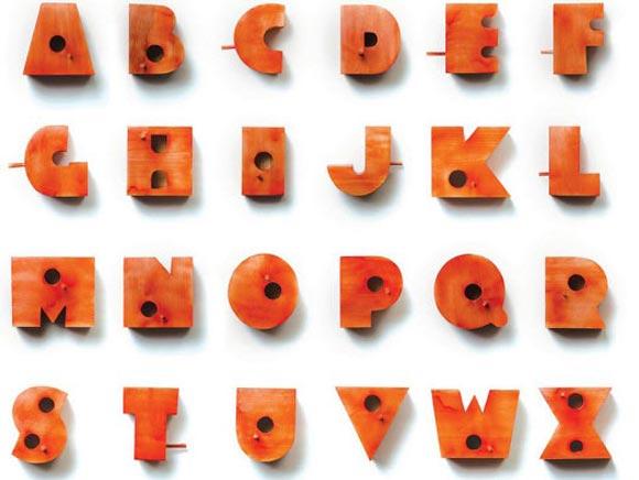 Living Typography by Nishant Jethi