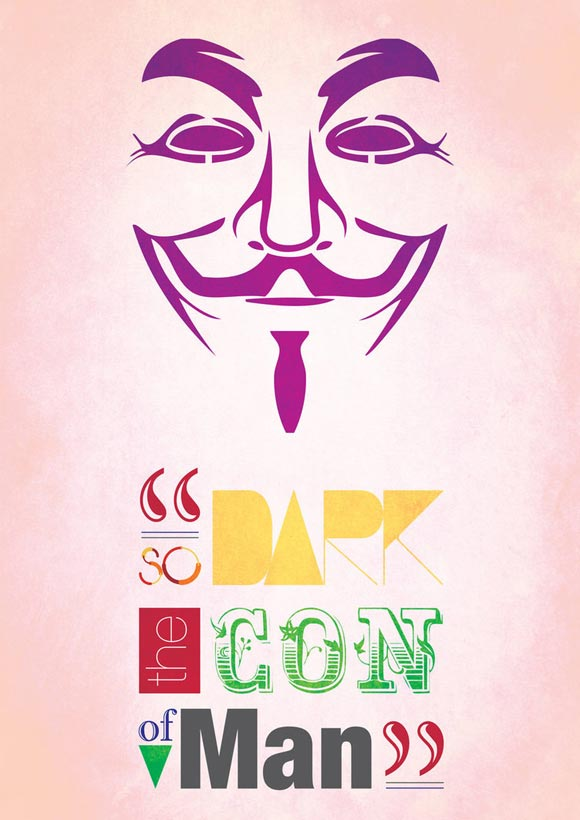 So Dark the Con of Man by Neny13