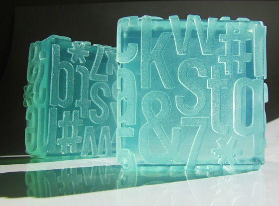 Typography Soap | by HypeForType