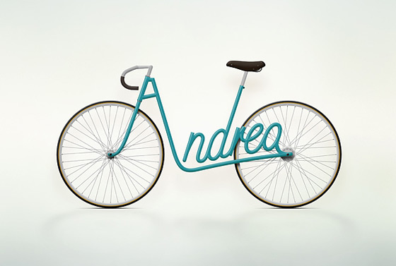 Write a Bike by Juri Zaech