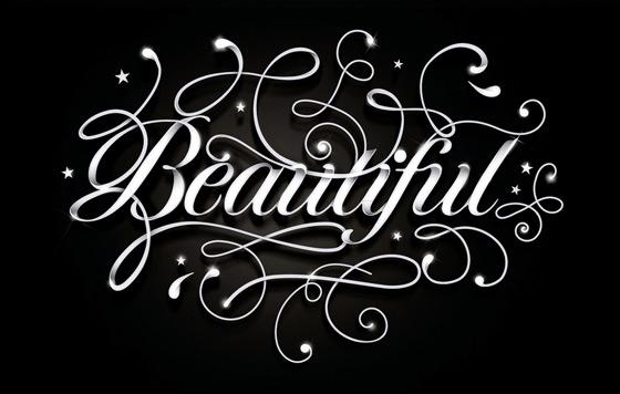 Beautiful Designs beautifuljamie smith designs - typeinspire