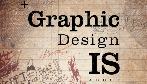 what is graphic design typeinspire